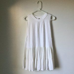Free People Right On Time Tunic Color: Ivory